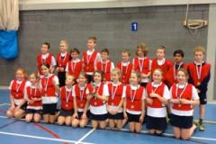 Primary school strikes gold in annual athletics competition