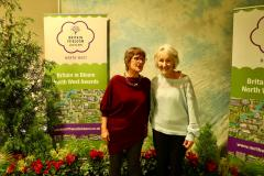 Golden glory for Alderley Edge in Bloom