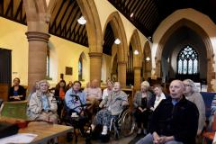 Weekly dementia club launches