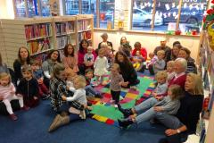 Volunteers step forward in bid to save library