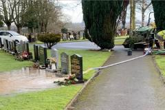 Reader's Letter: Lack of respect for our dearly departed