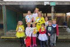 Primary school goes dotty for Children in Need