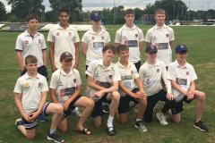 Cricket: Alderley juniors flying high in nationals