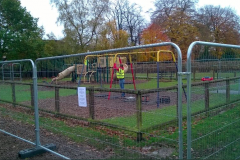 Park makeover gets underway