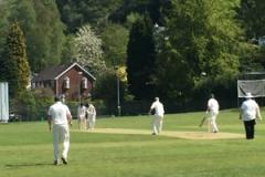 Cricket: Alderley Edge suffer early cup exit
