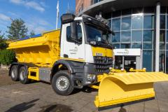 Highways teams geared up for winter