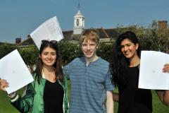 Local A Level students chalk up fresh success