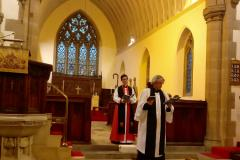 St Philip & St James welcomes new vicar