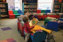 Libraries take fifth spot in national survey