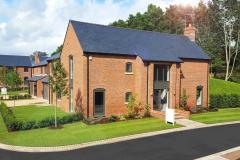 New Cheshire homes ready to view