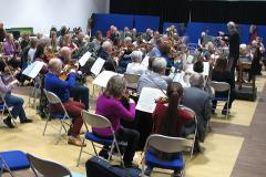 Make music with the Alderley Edge Orchestra