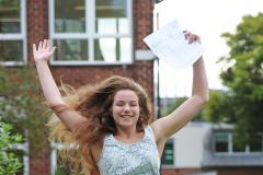 High flying students ace their A levels