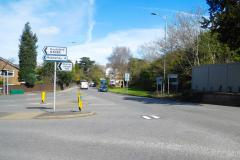 Assessment of need for Brook Lane roundabout complete