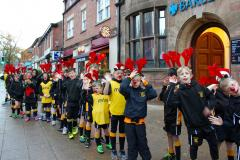 The Ryleys School elves to run through Alderley Edge