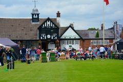 Cricket clubs hosts 8th traditional village fete
