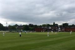 Cricket: Alderley's recovery continues