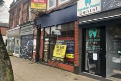 Plans to convert former betting shop into beauticians
