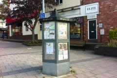 Parish Council to spend £1000 on new noticeboard