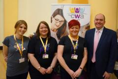 Council launches new domestic abuse service