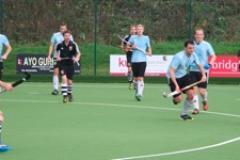 Hockey: Men's first team forced to settle for draw