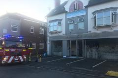 40-year-old man arrested following arson attack at cosmetic clinic
