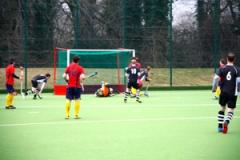 Hockey: Alderley fight back for a vital point