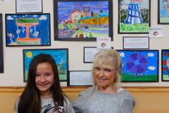 School's art competition attracts 250 entries