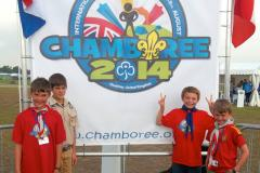 Thousands enjoy fun-packed Chamboree