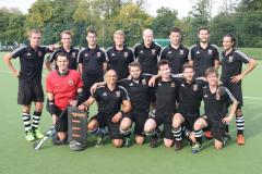 Hockey: Edge inspired by the Vulcan flypast