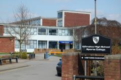 Plans to expand Wilmslow High School