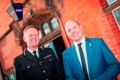 Put your questions on coronavirus to chief constable