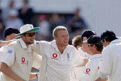 Cricket club to host Flintoff's Ashes Legends charity game