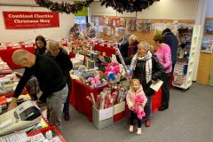 UPDATED - Charity Christmas card shop pops up in new location