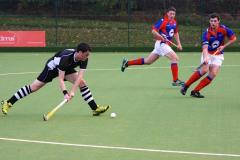 Hockey: Edge come from behind to earn draw