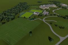 King's new £60 million campus is creating a sporting wonderland