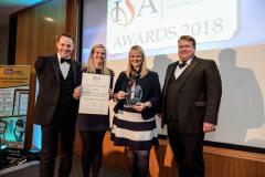 Alderley Edge School for Girls wins national award for academic excellence and innovation