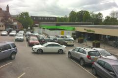 Parade car park to close for 11 days