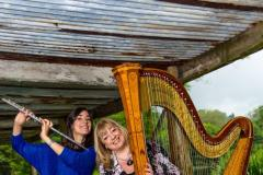 New season to kick off with a flute and harp recital
