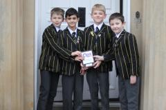 Ryleys' team wins regional science quiz