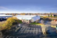 Trampoline firm springs into Handforth