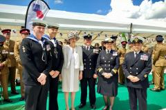 Lieutenant honoured to take part in D-Day commemorations