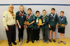Double celebration for 6th Alderley Scout Group
