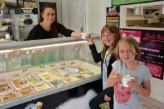 New ice cream parlour opens at Aldeli