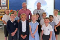 Polar Explorer inspires local schoolchildren