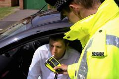 234 drivers taken off the road in December for drink or drug driving offences