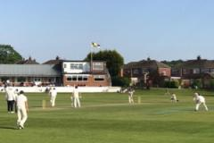 Cricket: Alderley blown away at Marple