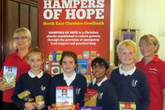 Charity receives overwhelming support from local schools