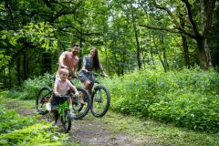 Get on your bike and buy your dream home at Heatherley Wood