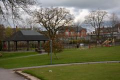 Children's facilities in park could be upgraded