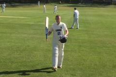 Cricket: Rowe's run spree continues but Alderley finish frustrated